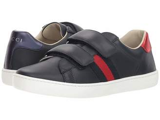 b2dbf83124a Gucci Kids New Ace V.L. Sneakers (Little Kid Big Kid)