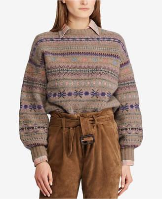 Polo Ralph Lauren Fair Isle Sweater