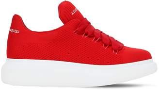 Alexander McQueen 40mm Knit Sneakers