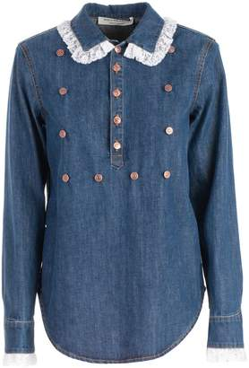 Philosophy di Lorenzo Serafini Philosophy Loose Fitted Shirt