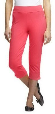 Women With Control Women with Control Contour Waist Pull-on Capri Pants