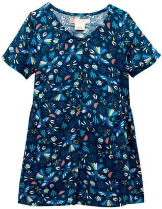 Roxy All You Need Is Sun Short Sleeve Dress (Toddler, Little Girls, & Big Girls)