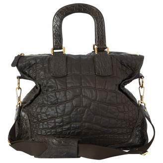 Saint Laurent Canvas Handbag