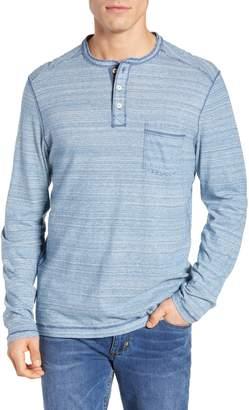 Tommy Bahama Stripe Long Sleeve Henley