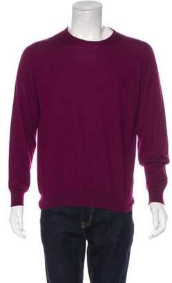 John Smedley Cashmere & Silk Sweater