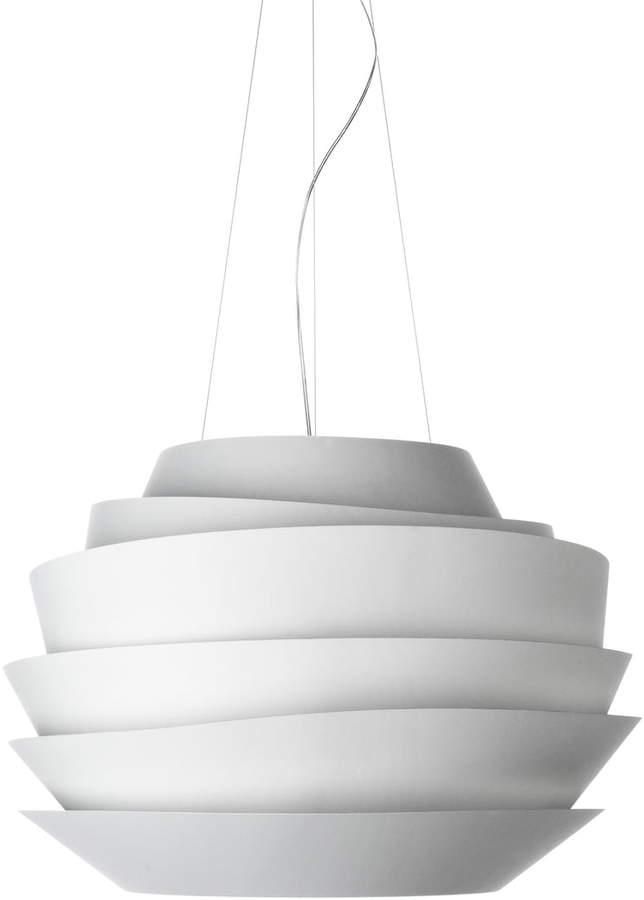 Le Soleil Pendelleuchte LED, Weiß