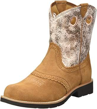 Ariat Unisex Fatbaby Cowgirl Western Boot