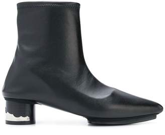 Toga Pulla pointed toe heeled boots