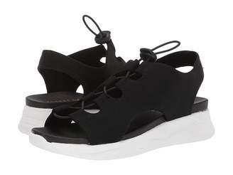 0b327d08ba20 Rocket Dog Black Strap Women s Sandals - ShopStyle