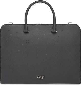 Prada Leather Briefcase