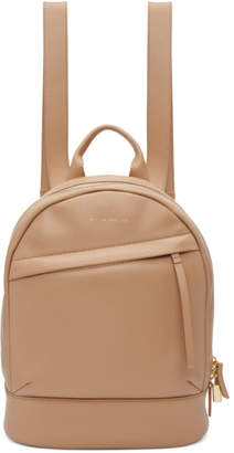 WANT Les Essentiels Beige Mini Piper Backpack