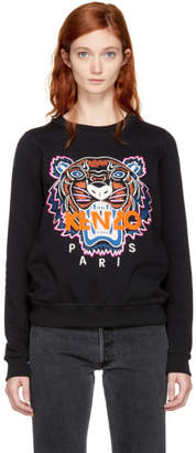 Kenzo Black Limited Edition Tiger Sweatshirt