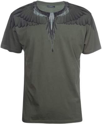 Marcelo Burlon County of Milan Bird Printed T-shirt