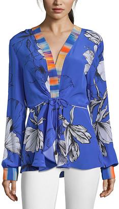 Robert Graham Lacey Silk Shirt