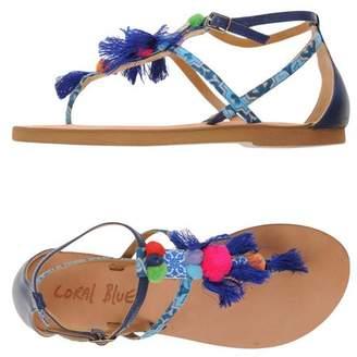 14db137f60b Coral Sandals - ShopStyle UK