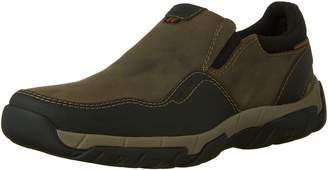 Clarks Men's Walbeck Style Slip on Shoe