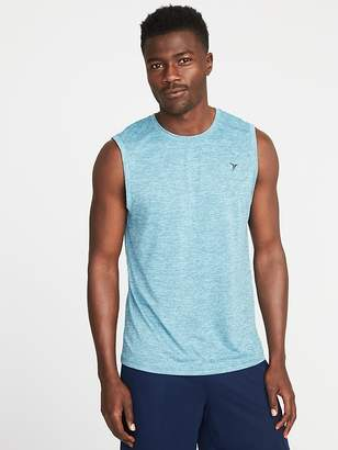Old Navy Go-Dry Digi-Print Performance Muscle Tank for Men