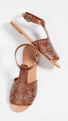 The Great The Western Sandals