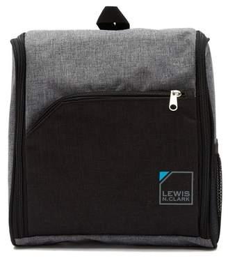 Lewis N. Clark Vertical Hanging Toiletry Kit