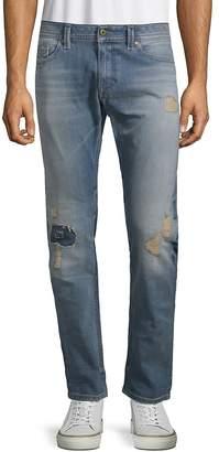 Diesel Men's Thavar Stretch Cotton Slim-Fit Jeans