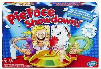 Hasbro Pie Face Showdown! Game $19.69 thestylecure.com