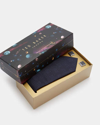 Ted Baker TRIPPY Cufflink and tie gift set