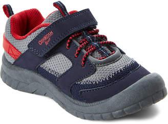 Osh Kosh B'gosh (Toddler Boys) Navy Lago Running Sneakers