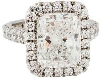 5.36ct Diamond Engagement Ring