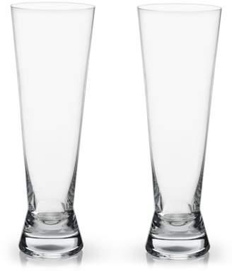 Raye VISKI Set of 2 Pilsner Glasses