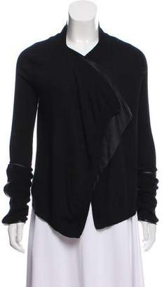 Ramy Brook Wool-Blend Long Sleeve Sweater