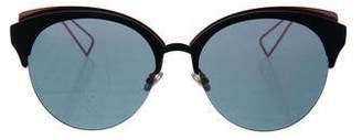 Christian Dior Diorama Club Sunglasses w/ Tags