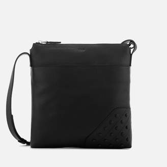 Men's Gommino Reporter Bag Black