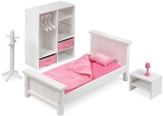 Badger Basket 13-Piece Bedroom Furniture Play Set