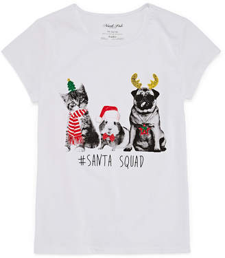 Co North Pole Trading North Pole Short Sleeve Holiday Tee