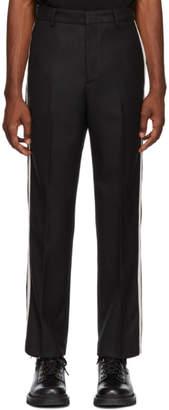 Moncler Genius 2 1952 Black Wide Sport Trousers