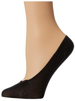 Wolford Cotton Footsies Sock Women's No Show Socks Shoes
