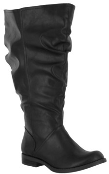 Easy Street Shoes Peak Extra Wide-Calf Boots Women's Shoes