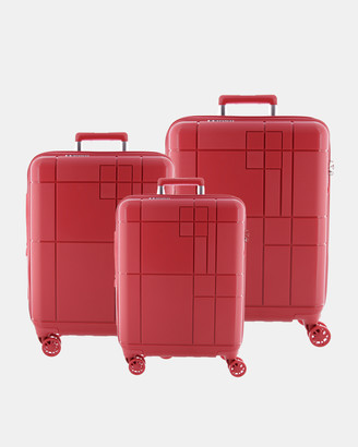 Echolac Los Angeles 3 Piece Set Luggage