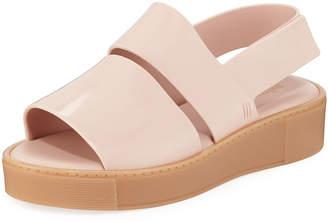 Melissa Shoes Soho Chunky Slingback Sandals