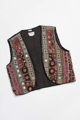Vintage Loves Vintage 1960s Quilted Vest