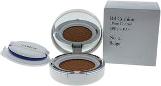LaNeige 2 X 0.5Oz 21 Beige Bb Cushion Pore Control Foundation Spf 50