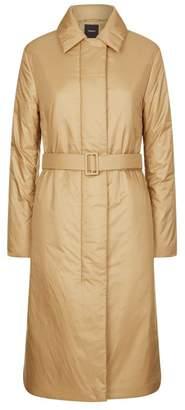 Theory Longline Puffer Coat