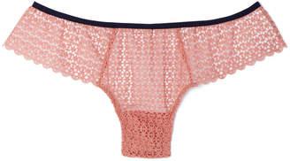 Eberjey The Frilly Bikini