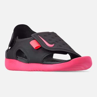 Nike Girls' Little Kids' Sunray Adjust 5 Sandals