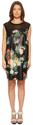 Sportmax Maratea Sleeveless Floral Dress Women's Dress