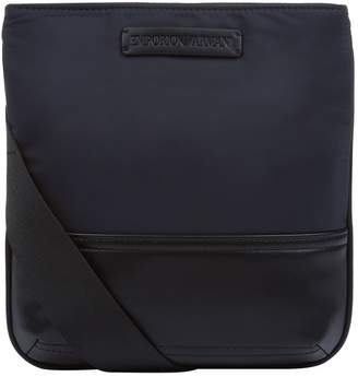 Emporio Armani Nylon Messenger Bag