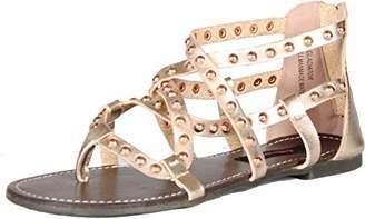 Dollhouse Women's Gladiator Sandal