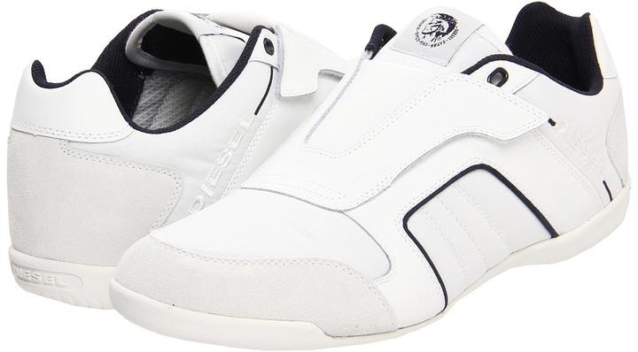 Diesel Hurrik-On - 12 (White) - Footwear