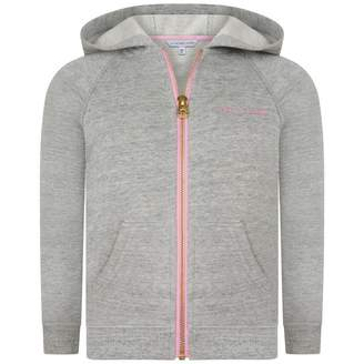Little Marc Jacobs Little Marc JacobsGirls Grey Zip up Top