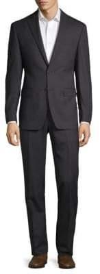 Calvin Klein Classic Slim-Fit Wool Suit